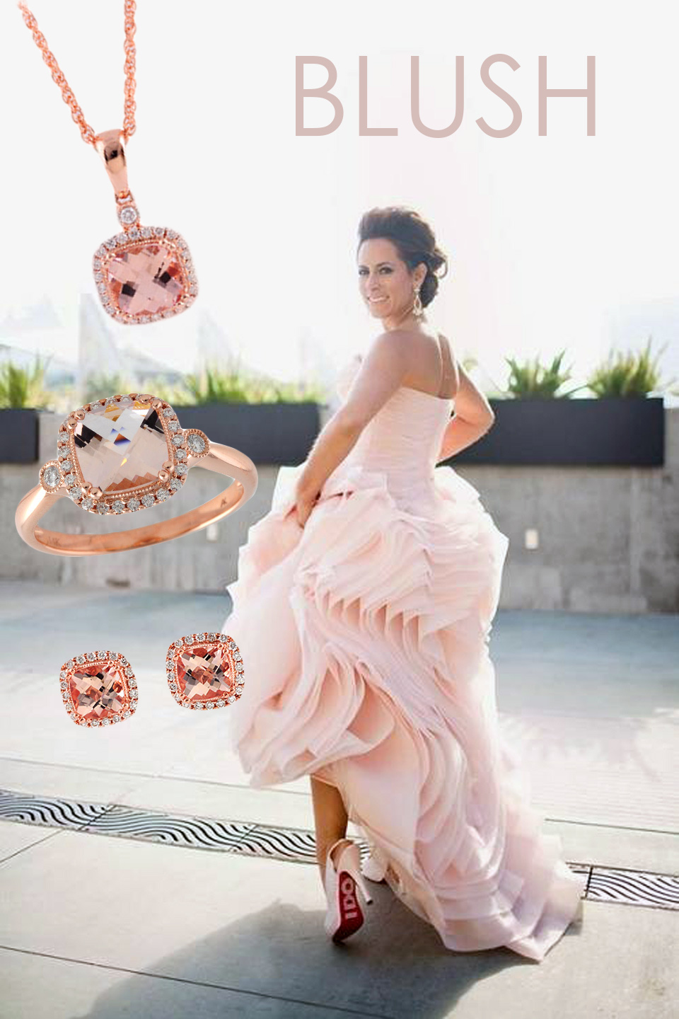 How To Style Your Wedding Day Jewelry Robinson Jewelers