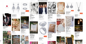 Dream Wedding Pinterest Board