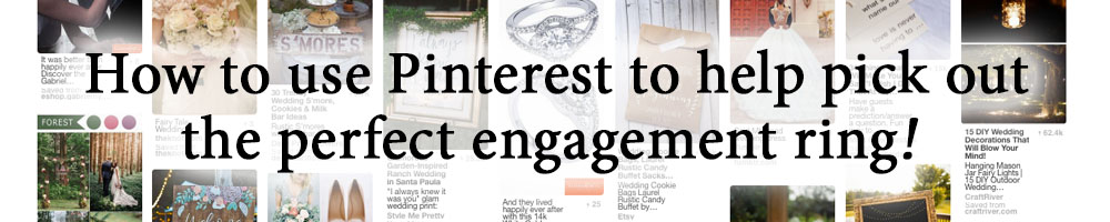 Engagement Ring Shopping Tip #1