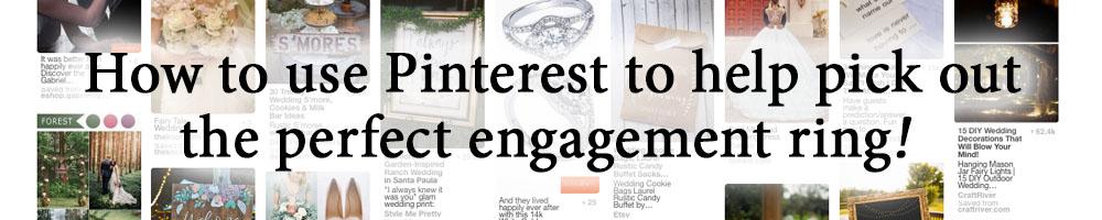 Engagement Ring Shopping Tip #1